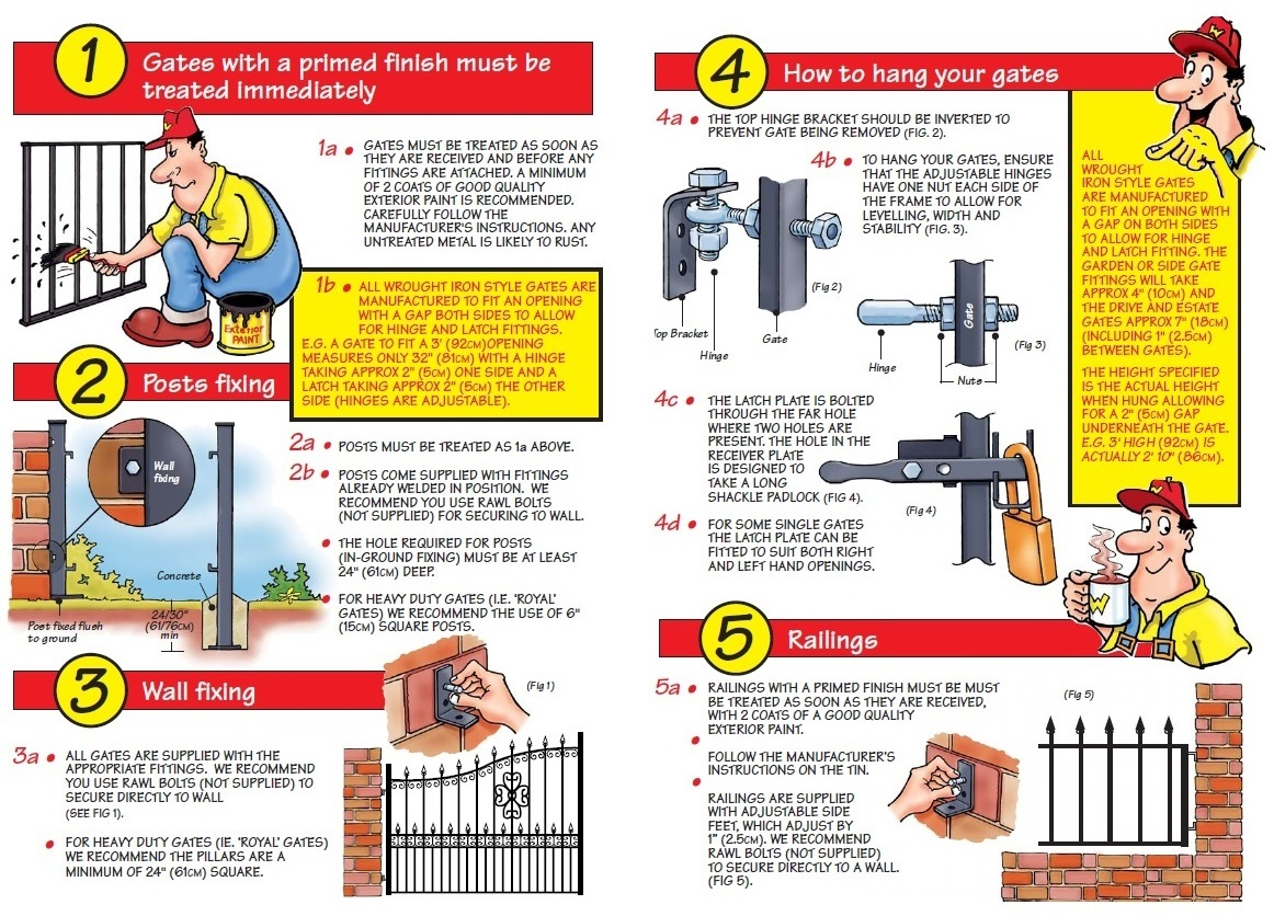 DIY Gate Installation Guide