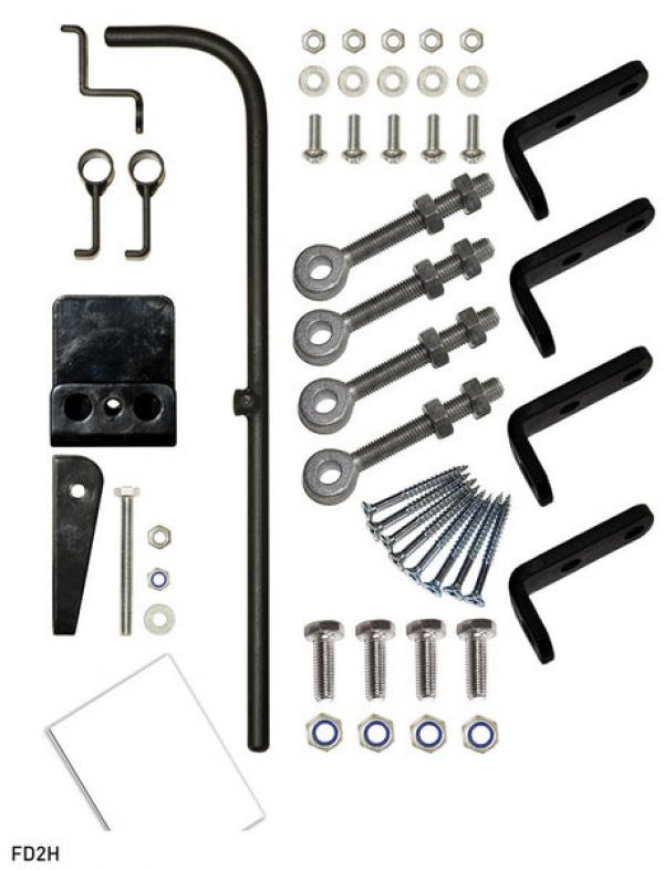 FD2H Fittings Pack - For Selected Driveway Gates