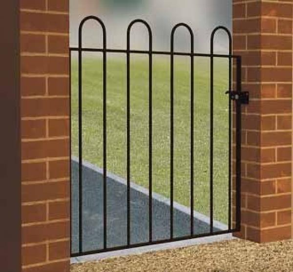 Court Metal Garden Gate