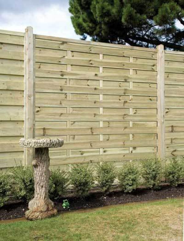 Elite St Esprit Wooden Fence Panels
