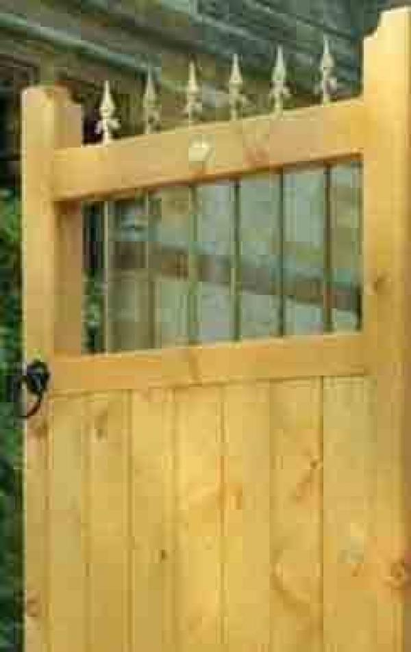 Vertifleur Wooden Side Gate | 6ft High