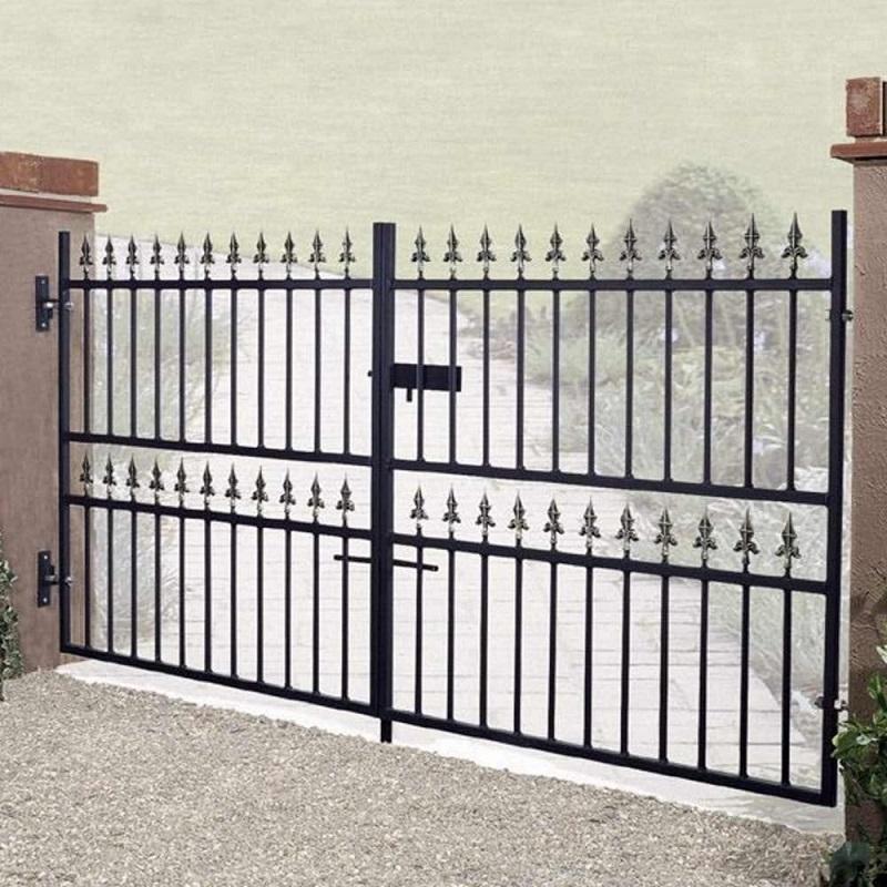 Corfe Metal Driveway Gates