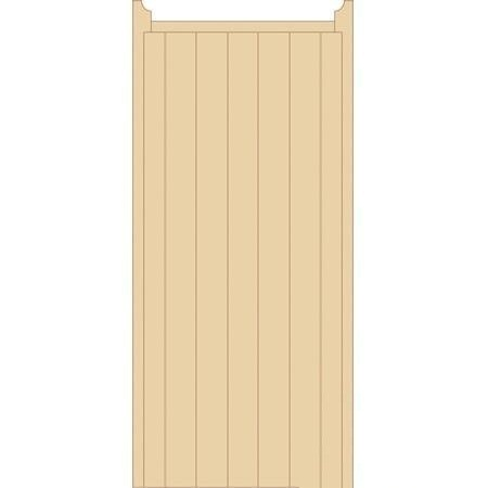 Kent Wooden Side Gate | 5ft 4