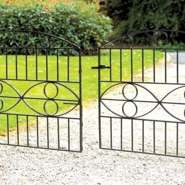 Monaco Metal Driveway Gates