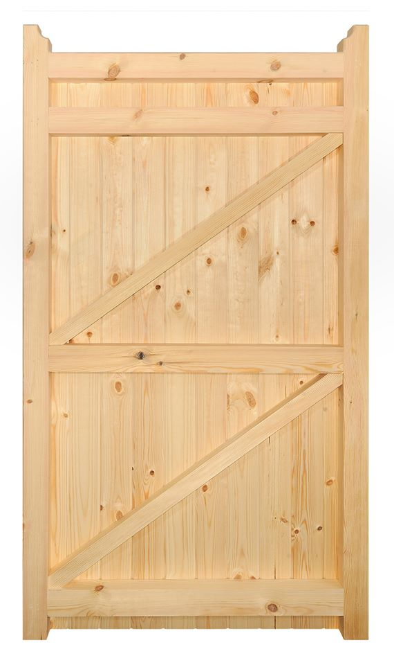 Norfolk Tall Wooden Side Gate 6ft High Buy Norfolk