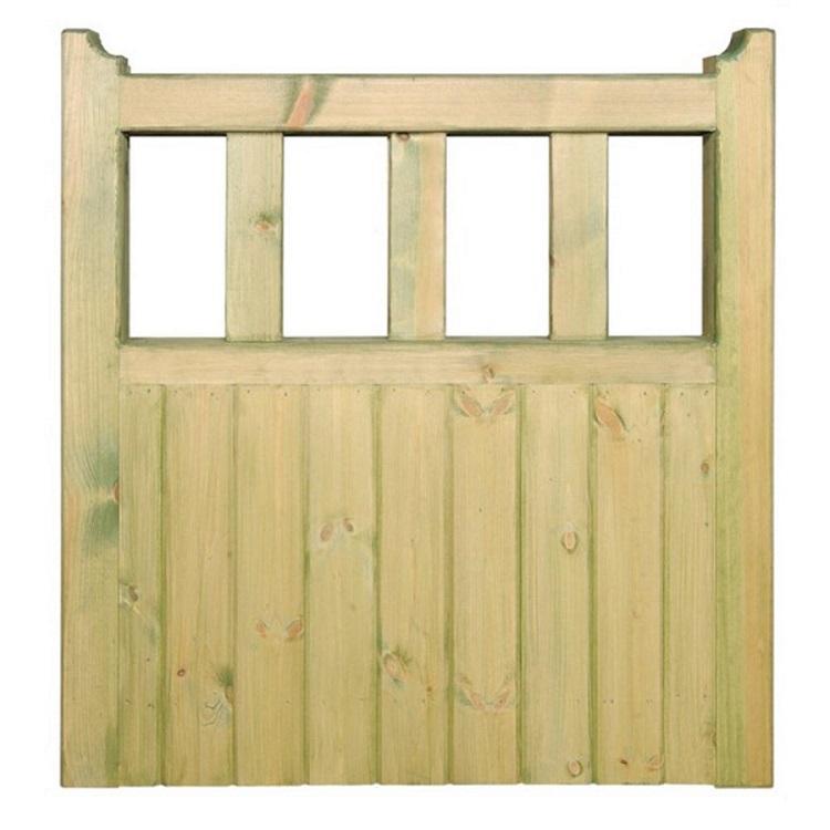 Quorn Wooden Garden Gate