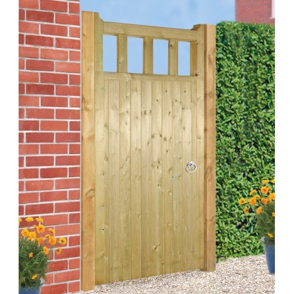 Quorn Wooden Side Gate