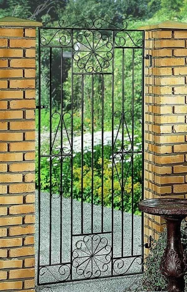 Regency Tall Metal Side Gate