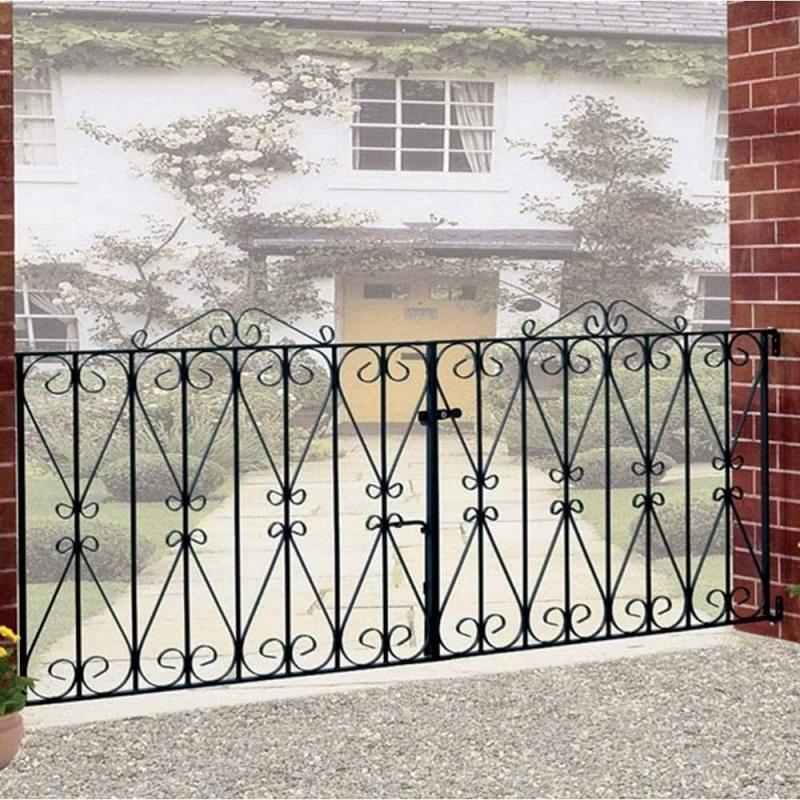 Regent Metal Driveway Gates