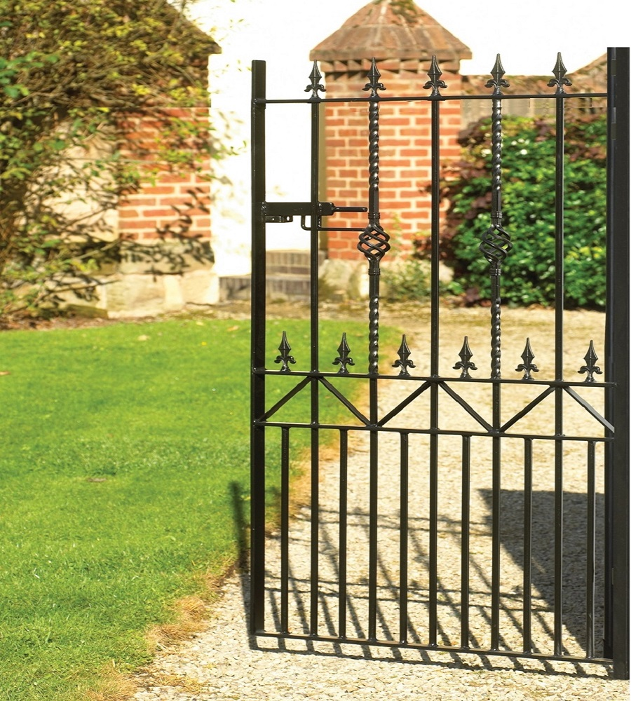 Royal Ascot Wrought Iron Side Gate
