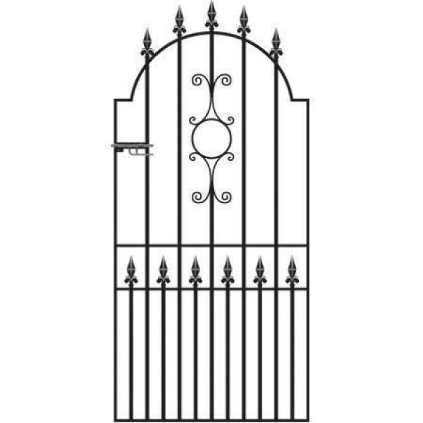 Royal Grange Wrought Iron Side Gate
